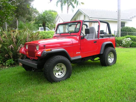 Coral Springs Nissan >> Jeep101 1994 Jeep Wrangler Specs, Photos, Modification Info at CarDomain