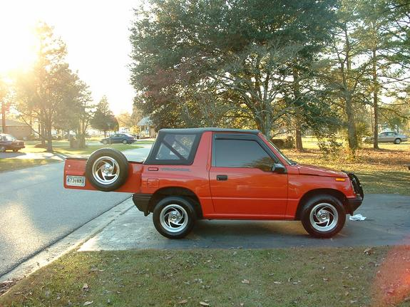 Another 92tracker29 1992 Geo Tracker post... - 417692