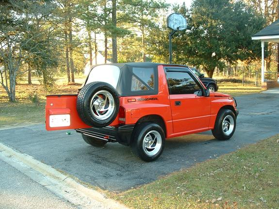 Another 92tracker29 1992 Geo Tracker post... - 417693