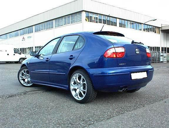 Another ultim8 2001 Seat Leon post... - 419096