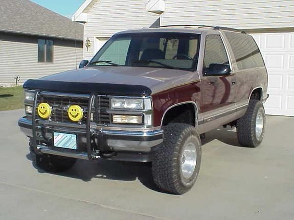 Another mikey_d66 1993 Chevrolet Blazer post... - 419307