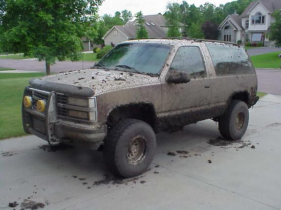 Another mikey_d66 1993 Chevrolet Blazer post... - 419337