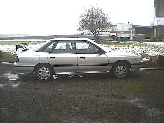 Another bstone 1993 Subaru Legacy post... - 421230