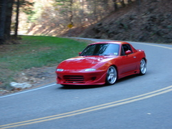 Braddocks 1991 Mazda Miata MX-5