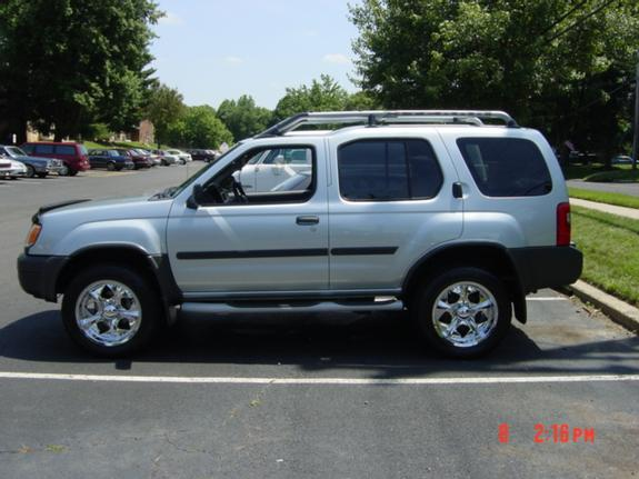 2001silvericex 2001 Nissan Xterra Specs, Photos, Modification Info