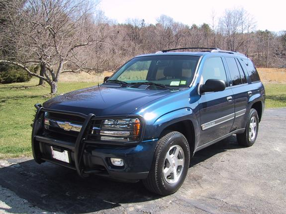 2002 chevrolet trailblazer 2002 trailblazer lt not just another vin. Cars Review. Best American Auto & Cars Review