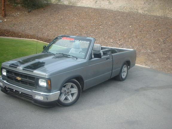 tyler65656 1991 chevrolet s10 regular cab specs photos modification info at cardomain. Black Bedroom Furniture Sets. Home Design Ideas