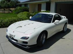 blackaltezza24 1994 Mazda RX-7