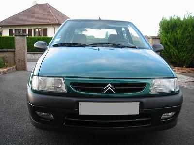 Another southsiide 1999 Citroen Saxo post... - 428057