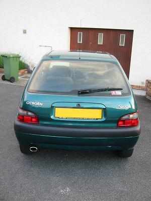 Another southsiide 1999 Citroen Saxo post... - 428058