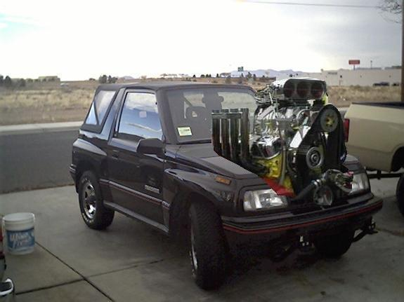 Nasca Rules65 1993 Geo Tracker Specs  Photos  Modification