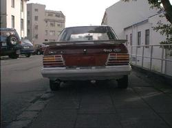 75Rangie 1987 Ford Orion