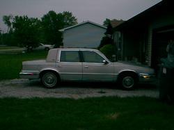 Nyerfan83 1989 Chrysler New Yorker
