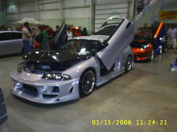 Another Diggles0217 1999 Mitsubishi Eclipse post... - 433688