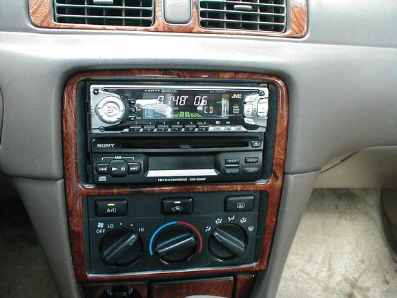 2000 Camry Interior Pictures To Pin On Pinterest