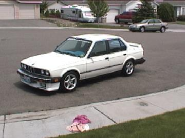 Another ZumRacin 1985 BMW 3 Series post... - 434683