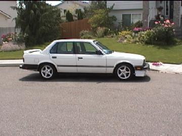 Another ZumRacin 1985 BMW 3 Series post... - 434684