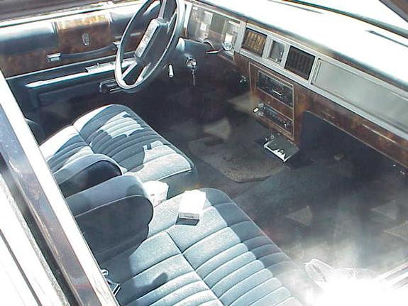 Another BigBlueBoat 1985 Mercury Grand Marquis post... - 434947