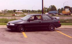 Another bomdoutscort 1991 Ford Escort post... - 435046