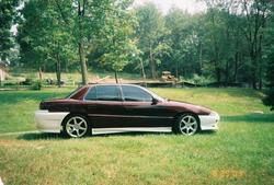 TwoForty 1992 Pontiac Grand Am