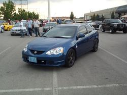 2002 Acura  Type on Drspd S 2002 Acura Rsx Iasca Sound Q Ings 1 Rsx Type S Updated Febru