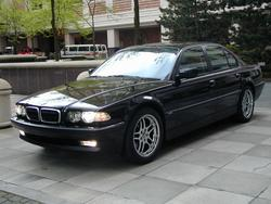 Mahonster 2000 BMW 7 Series