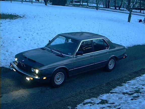 Another nicebmw528e 1985 BMW 5 Series post... - 446321