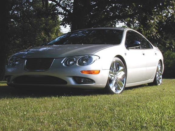Another bagged300m 2001 Chrysler 300M post... - 450682
