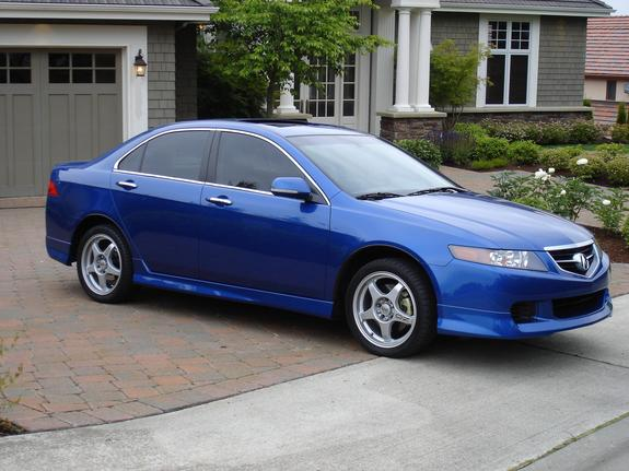 sigmachi96 2004 Acura TSX Specs, Photos, Modification Info