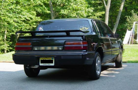 Another 87style 1987 Pontiac Grand Am post... - 453735