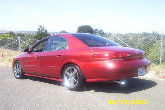 Another sicksable 1998 Mercury Sable post... - 452215