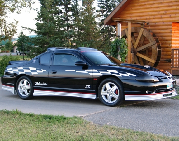 krunch ss 2002 chevrolet monte carlo specs photos modification info at cardomain. Black Bedroom Furniture Sets. Home Design Ideas