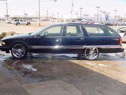 phatbenzs 1991 Buick Roadmaster