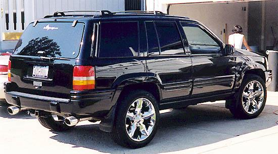 Partydamage Com 1996 Jeep Grand Cherokee Specs Photos