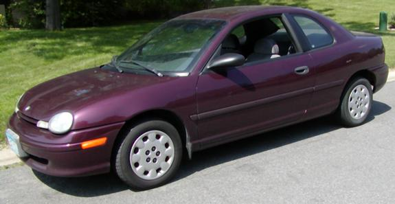 Another lalachic 1998 Dodge Neon post... - 459984