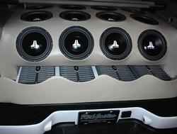 MonsterAudio 2001 GMC Yukon