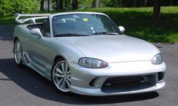 chilination 1999 Mazda Miata MX-5