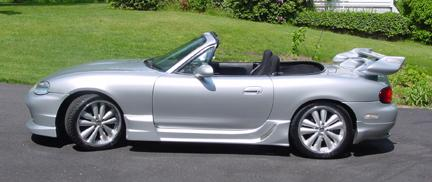 Another chilination 1999 Mazda Miata MX-5 post... - 467717