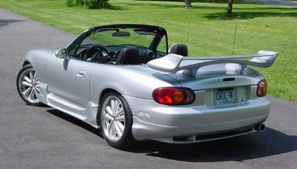 Another chilination 1999 Mazda Miata MX-5 post... - 467719