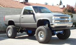 Lifted97Chevy 1997 Chevrolet C/K Pick-Up