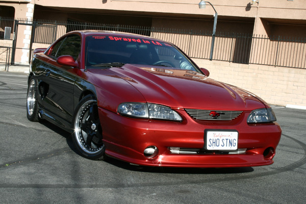 Ford Mustang 1995 Tuning Www Pixshark Com Images