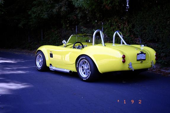 caseylewis 1965 Factory Five 65 Roadster