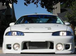 DiamondWeapon 1995 Mitsubishi Eclipse