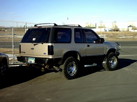 Another Makahveli 1992 Ford Explorer Sport post... - 469884