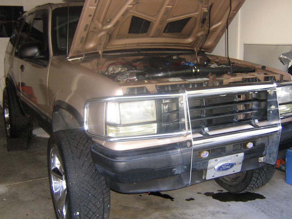 For Sale - '92 Sport Supercharged, Lifted (4