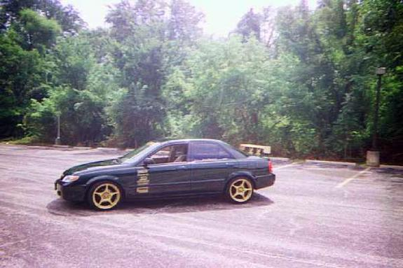 Another mazdapro01 2001 Mazda Protege post... - 470885