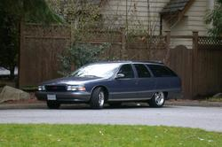 95Wagons 1995 Chevrolet Caprice