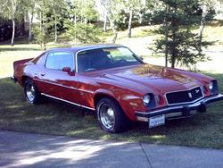 johnny_rebel 1974 Chevrolet Camaro