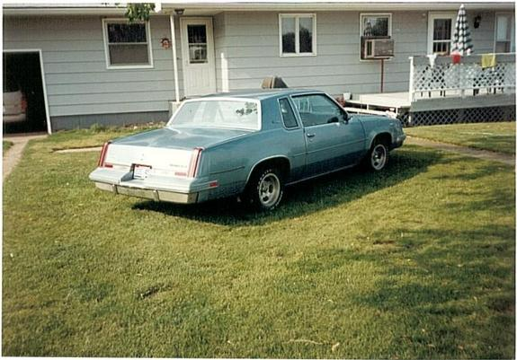 Another r_kloos 1981 Oldsmobile Cutlass Supreme post... - 479220