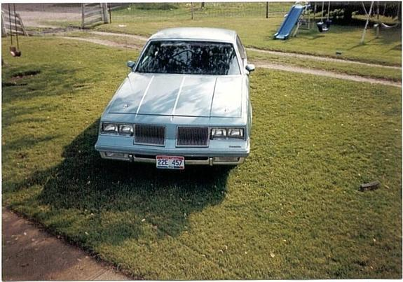 Another r_kloos 1981 Oldsmobile Cutlass Supreme post... - 479222